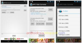 Aplikasi Android untuk Mengubah Video menjadi MP3