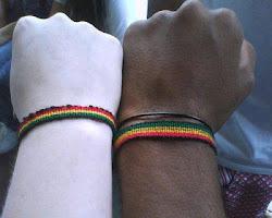 En nuestro camino no miramos el color, los compartimos todos...