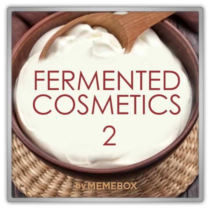 Superbox memebox fermented cosmetics 2 미미박스 Commercial discount memepoints reward