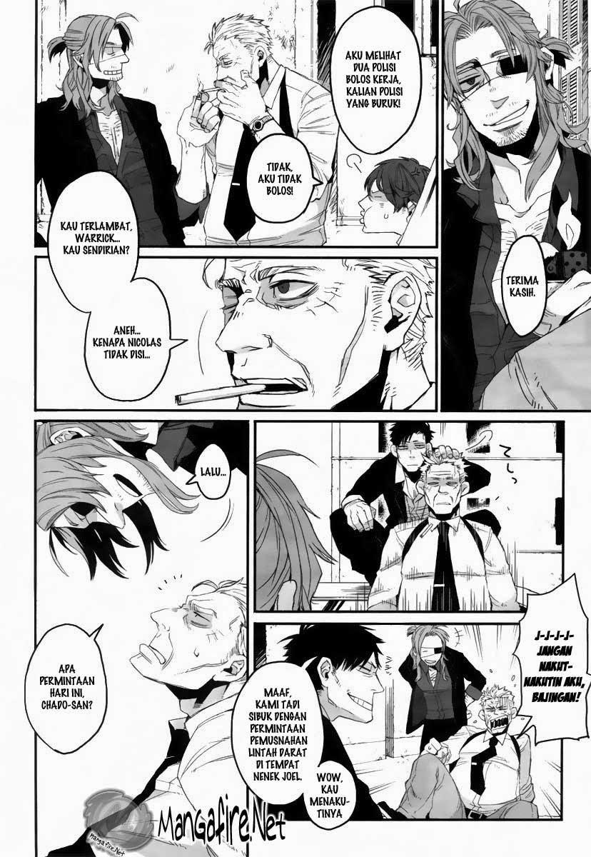 Dilarang COPAS - situs resmi  - Komik gangsta 001 - chapter 1 2 Indonesia gangsta 001 - chapter 1 Terbaru 14|Baca Manga Komik Indonesia|