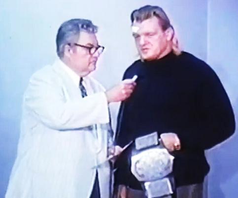 Johnny Valentine   Mid Atlantic Heavyweight Champion