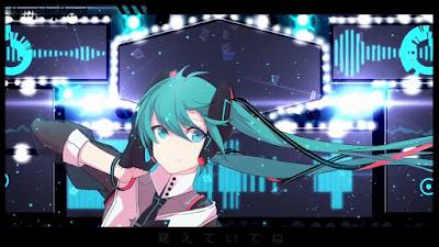 [PV] Hatsune Miku – Hand in Hand