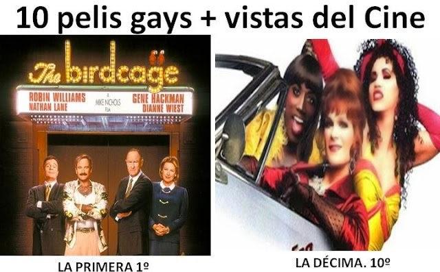 10 películas gays más vistas del cine
