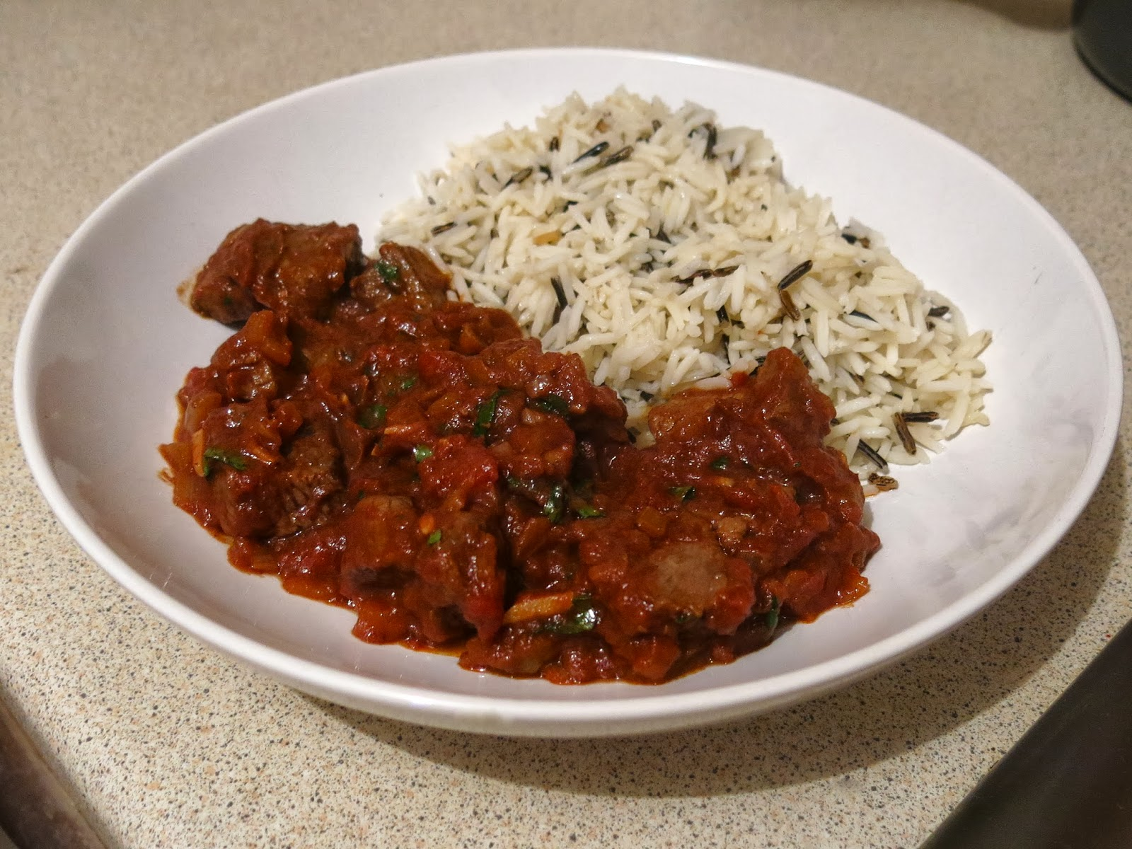 Just a butchers daughter lamb rogan josh curry the basis of this recipe is the waitrose rogan josh curry paste which i think is a really good quality and flavour cooking for just myself i used 2 forumfinder Gallery