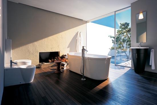 Pretty Prowler: German Bathroom Design