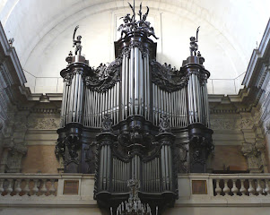 L'orgue de la basilique N. Dame des Tables