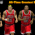 NBA 2K14 All-Time Greatest Roster (Legends + Current)