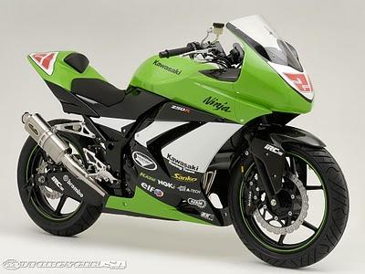 Modifikasi Kawasaki Ninja Icon ~ gambar motor