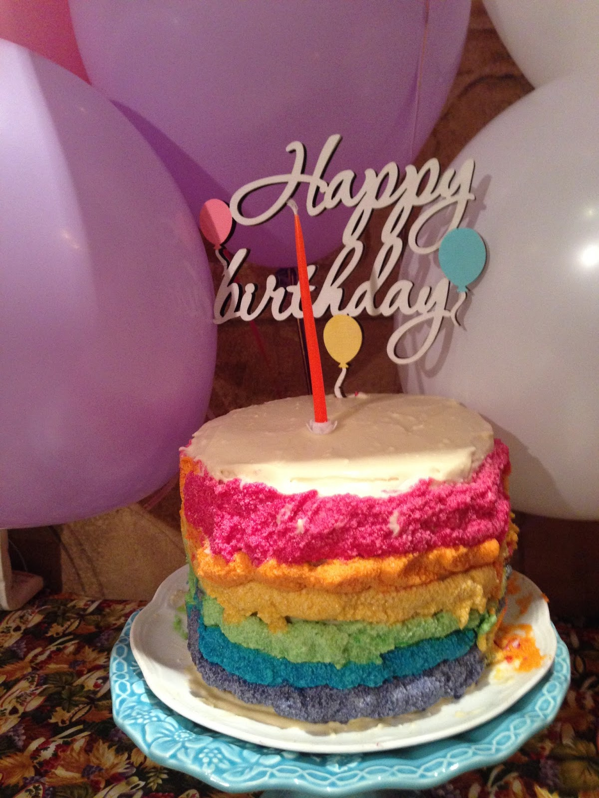 Рецепт торта радуга с пошаговым фото