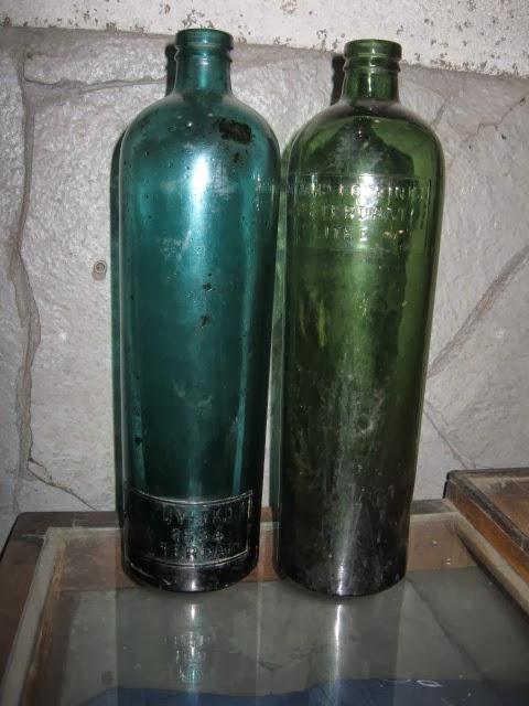 Juanda Antik Solo Botol 28 2 Botol Bening Amsterdam