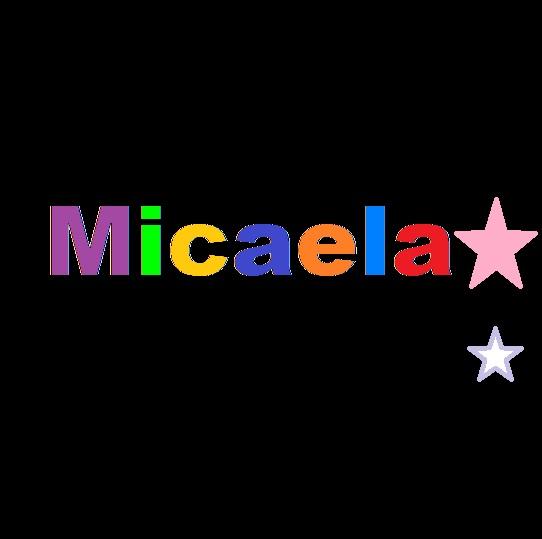 '                              Miccaeelaa ☼