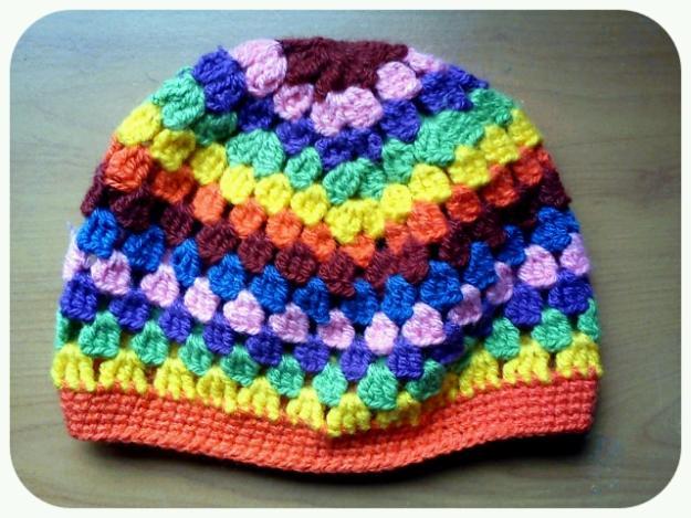 artesanias: Gorros tejidos a crochet