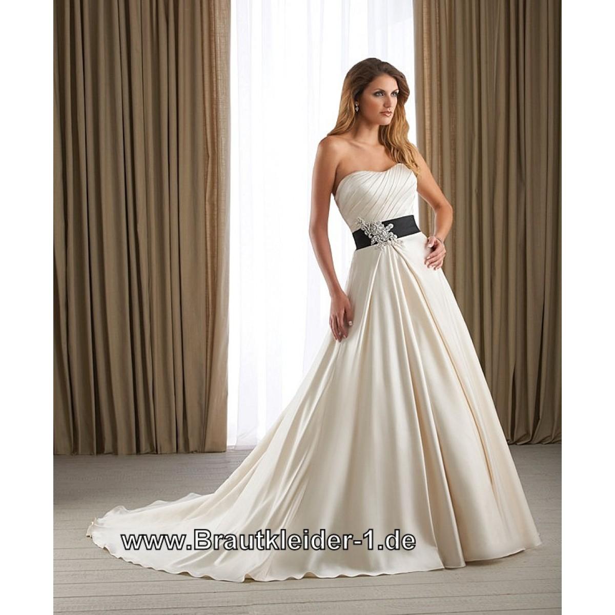 Niedlich Hochzeitskleid Schärpen Fotos - Brautkleider Ideen ...