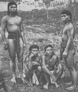 Mengenal Suku Dayak Punan, Suku Primitif Pedalaman Kalimantan