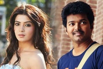 Teaser of Vijay & AR Murugadoss's new film on April 14   New Movie