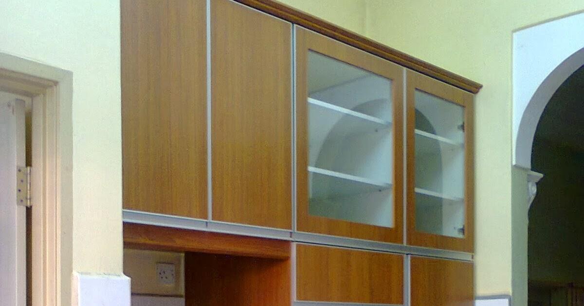 Aluminium Kitchen Cabinet Kajang