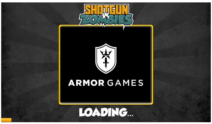 Armor Game : Shotgun vs Zombies