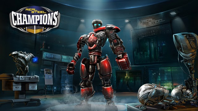 Download Real Steel Champions Apk + Mod (unlimited Money) Terbaru 2015