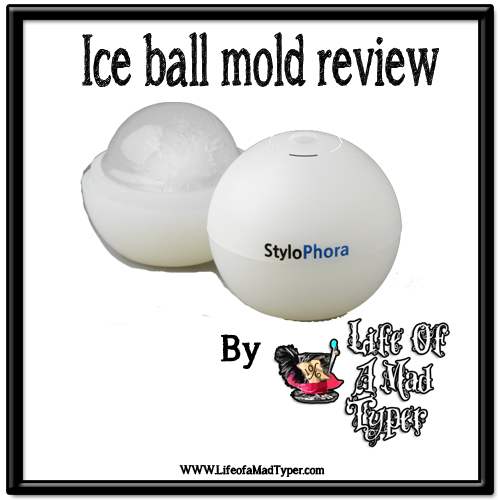 Ice ball mold review
