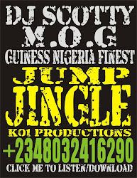 K01's Jump Jingle for DJ Scotty M.O.G. (Guinness Nigeria Finest)  {Official}