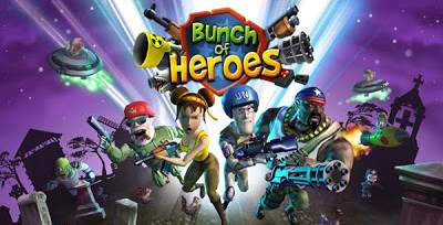 Bunch Of Heroes PC Game