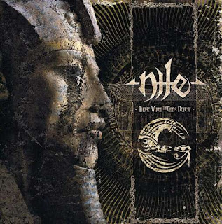 Album art for Nile's 2009 release
