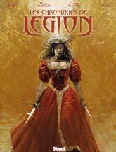 Les chroniques de Legion t.2 (Octubre-2011)