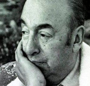 Pablo Neruda.
