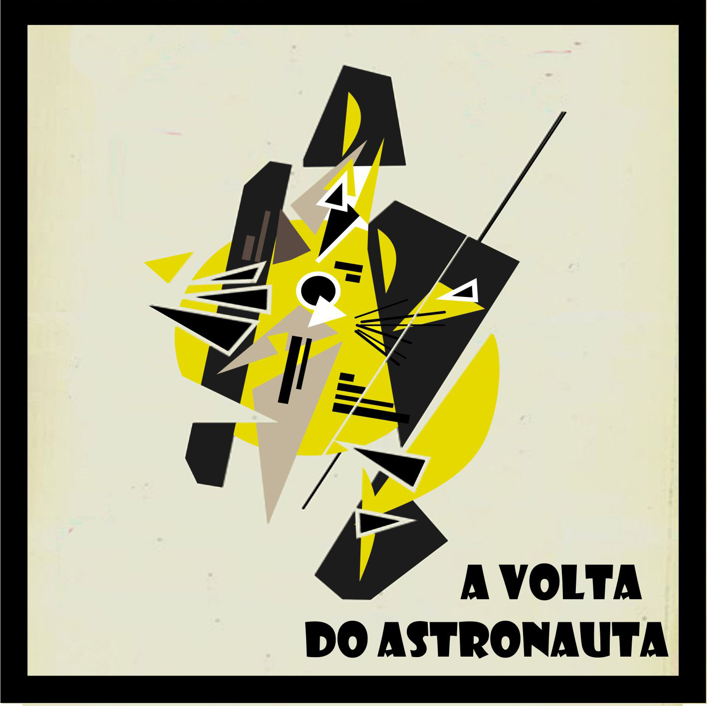 A volta do Astronauta