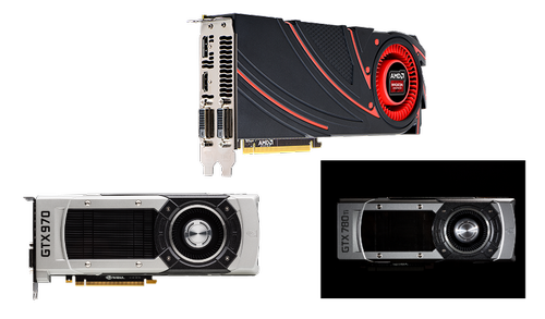 NVidia GTX 970 vs NVidia GTX 780 Ti, AMD Radeon R9 290X, High Performance Low Power, Maxwell vs Kepler, AMD Radeon R9 290X, Benchmark Tests Infographic, Benchmark Tests,