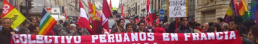 Colectivo de Peruanos en Francia