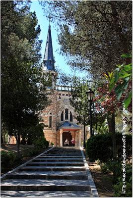 Ermita de la Virgen del Rosario de Pastores