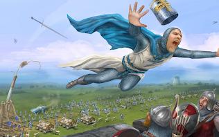 Thơ vui các loại quân trong game AoE