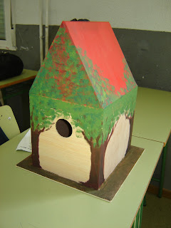 casa de pajaros