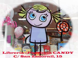 Papelería Candy