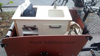 Erfahrung Babboe Big Lastenrad E-Bike Test Elternblog Lastenrad in Berlin Elternblog