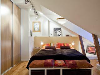Foto Desain Interior Kamar Tidur Minimalis Terbaru