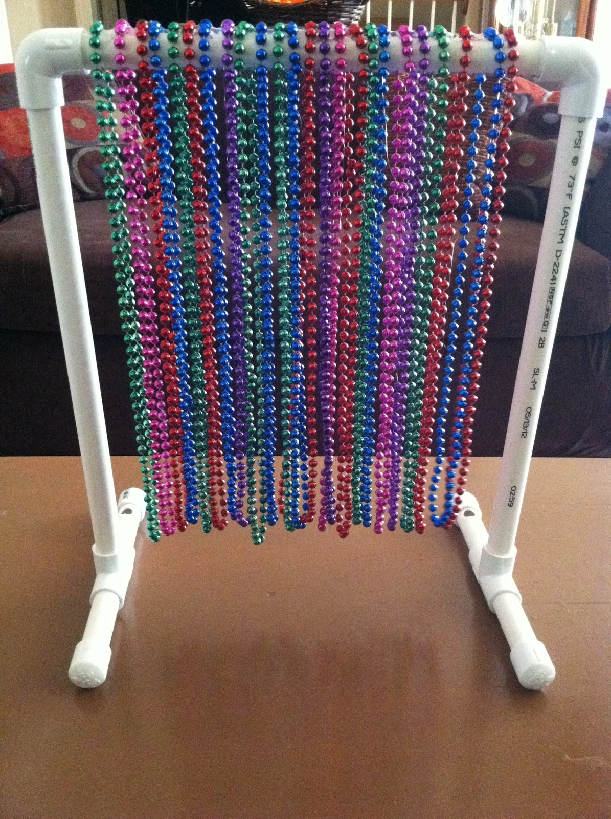 Little miss kim 39 s class bead box for sensory input and for Craft ideas for autistic students