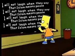 من نخواهم خندید وقتی می گویند که اسلام به معنای صلح است