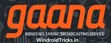 Gaana App Free Recharge Trick 2014