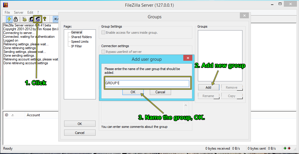 FileZilla for Windows - Free Download - Tucows