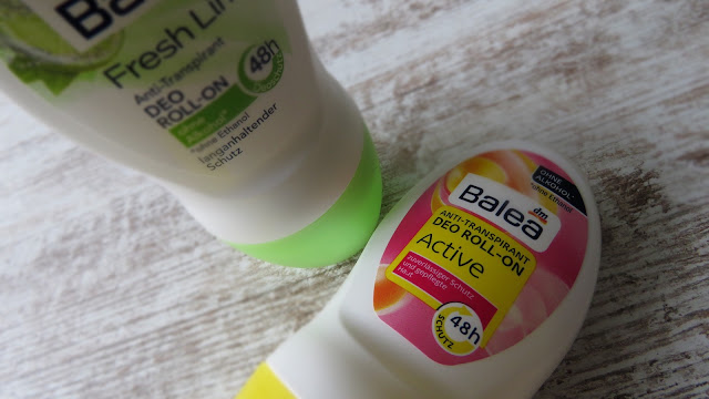 BALEA Anti-transpirant Deo Roll-On Active