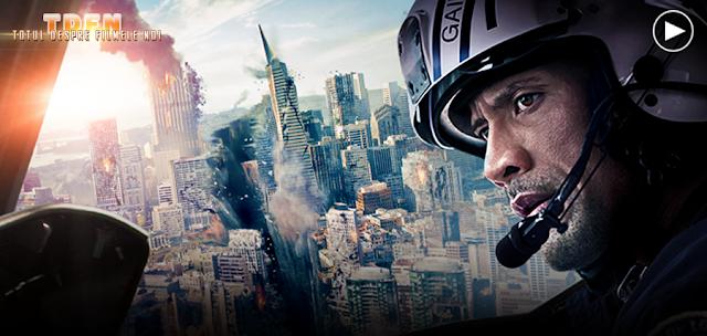 Dwayne Johnson trece prin momente cumplite în trailerul final pentru filmul San Andreas