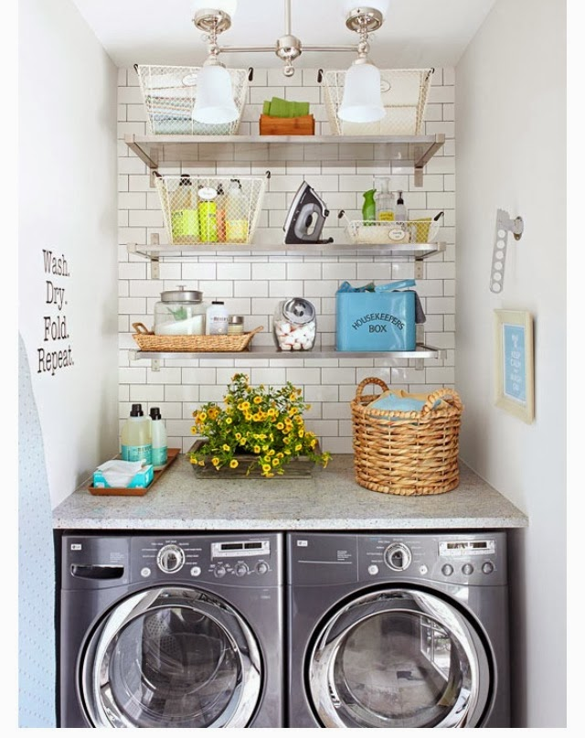 Pinterest+laundry+room