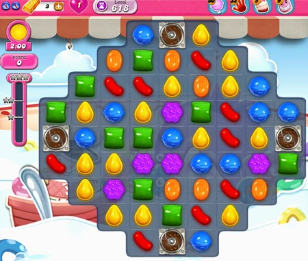 Candy Crush Saga 618