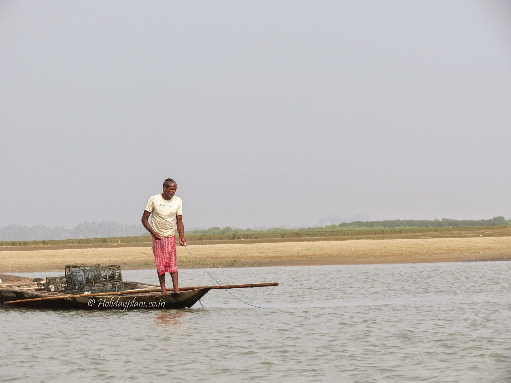 chilika lake in India