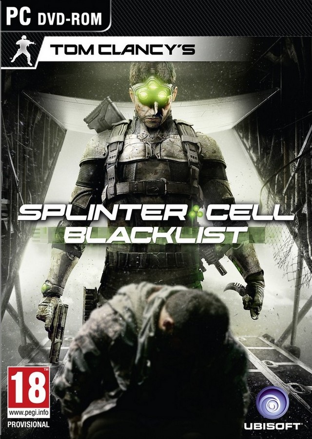 ح'ـصۧـرێآ سلسلـۃ لعبۤـۃ آلآڪشن Clancy's Splinter cover-pc-eu.jpg