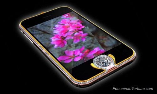 Smartphone Termahal di Dunia