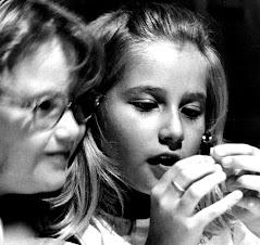 Marina e Pilar na Chapada do Vagalume