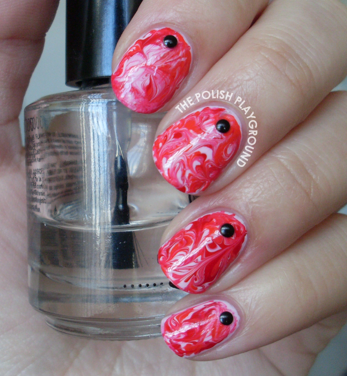My Bloody Valentine Nail Art